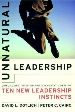 the unnatural act of leadership book Following is a guest post from a client, lori zipes, a systems engineer with the us navy she is someone who exemplifies the power of everyday leadership i continue to be impressed and inspired by lori's courage in opening up challenging conversations in a way that others can hear and engage in authentically to cause.