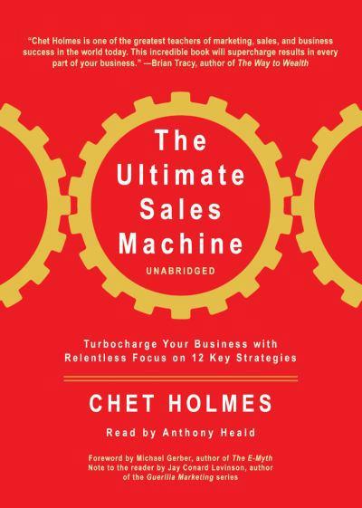 chet ultimate sales machine pdf