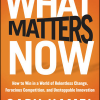 What Matters Now: How to Win in a World of Relentless Change, Ferocious Competition and Unstoppable Innovation