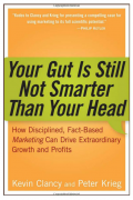 Your Gut is Still Not Smarter Than Your Head: How Fact-Based Marketing Can Drive Extraordinary Growth and Profits